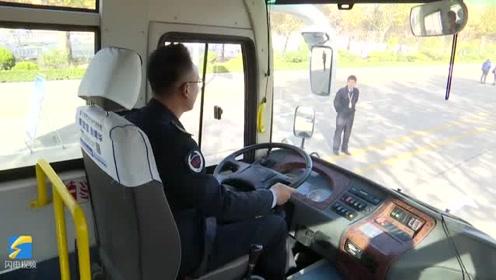 德州举办公交车司机驾驶技能竞赛 30余名选手拼准度赛车技