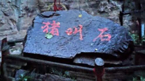"""河南太行一石头""""成精"""",每逢大事会发出""""猪叫"""",预言能力堪比神算!"""