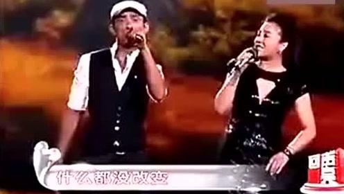 阿宝夫妻同唱《信天游》,不知不觉歌声已过30年,太有劲!