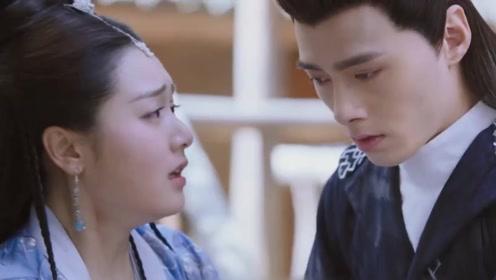《明月照我心》好动听的情话,李谦:我忘你几次,就重新爱你几次