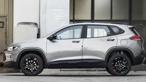 又一爆款SUV上市,配小排量三缸引擎,5.1升油耗,比缤越酷炫