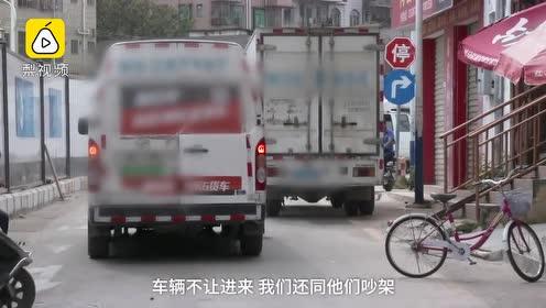 痛心!男童躲货车后小便被倒车碾压,当场身亡