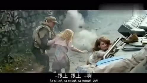 俄罗斯现代战争片,绝对让你大饱眼福,让人过目不忘!