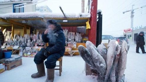 最寒冷的居住地:零下五十度学校照常上课,东北跟这比太幸福了!