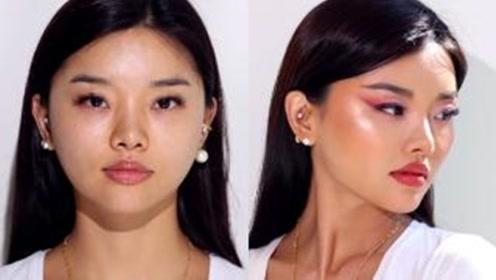 长期化妆和素颜的人,20年后会有什么变化?很多人都想错