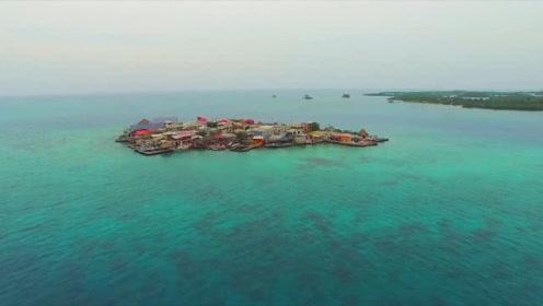 世界上唯一没有蚊子的岛:0.012平方公里内住着1300人