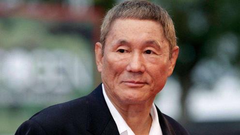 日本著名导演北野武也当过相声演员 他这首歌唱尽一生心酸