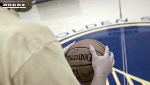 NBA比赛专用的篮球,是如何生产出来的?绝对的完美!