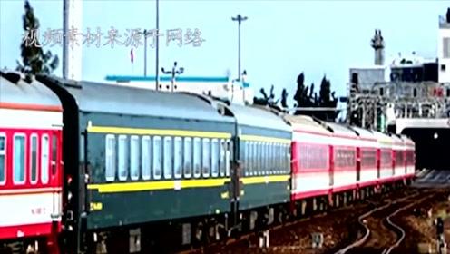 火车是如何开上轮船的?看亚洲最大的火车轮渡怎么做,厉害了