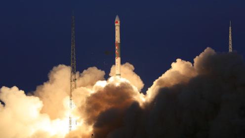 """时隔4天!""""快舟""""火箭又一次圆满完成发射任务!"""