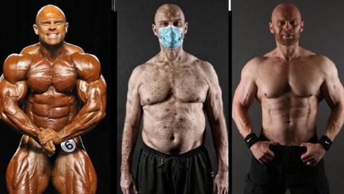 19岁成肌肉巨兽!却因疯狂增肌导致肾衰竭,坦言健康比肌肉更重要!