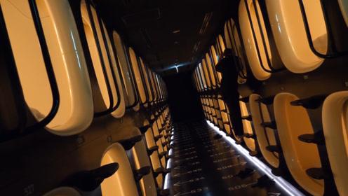 """日本的""""胶囊酒店"""",为什么很受人欢迎?当地人说出真相"""