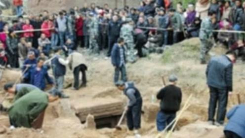 诸葛亮墓被发现,墓内场景轰动历史,专家:他没骗我们!