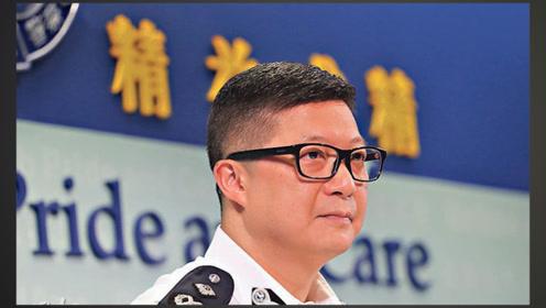 暴徒失去理智引爆天桥 关键一夜 他临危受命 香港止暴制乱刻不容缓