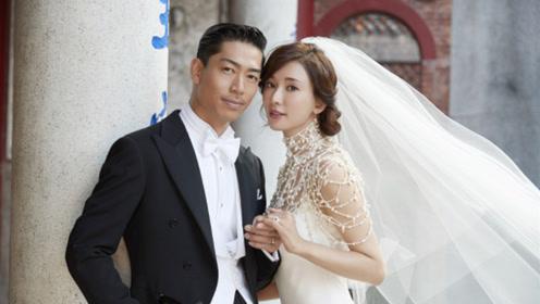 新娘亮相!林志玲一袭绝美婚纱前往祠堂行礼