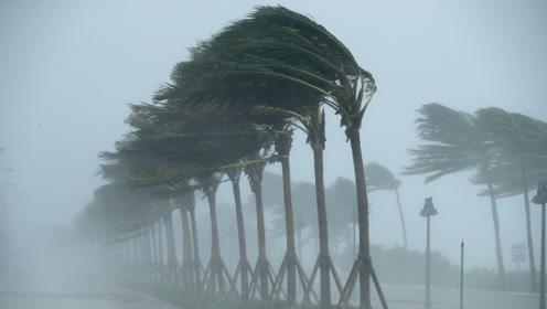 外国牛人用8个风管模拟飓风,最后竟然把拖车都能吹翻!