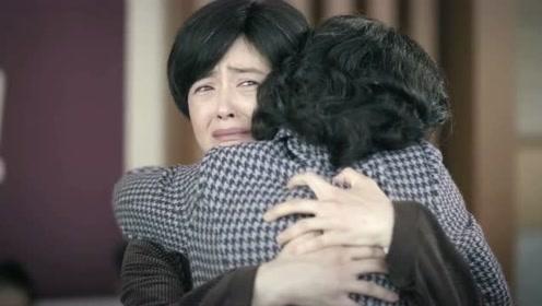 《奔腾年代》常汉卿含着泪水送别常汉坤,金灿烂:有这样的大姐真好