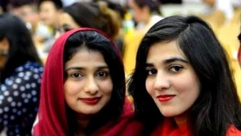 巴基斯坦美女在中国待了3年,不料回国看到这现象感叹:感谢中国
