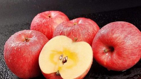 空腹吃一个苹果,坚持一个星期发生大变化