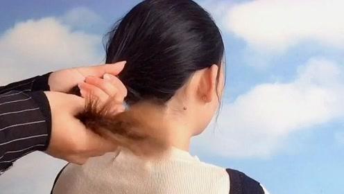 过了30岁的女性这样扎头发,出门不会有人叫你阿姨了,完美!