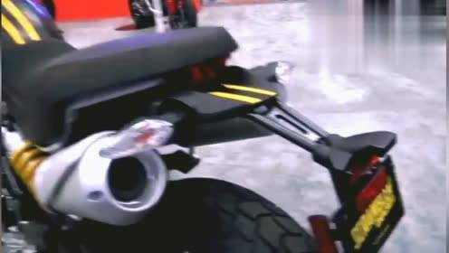 价值14万的杜卡迪摩托车,近距离欣赏一下,什么叫土豪的玩具