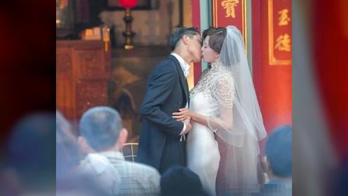 林志玲婚礼结束后,化身夜店女王,给丈夫解衣扣很顺手