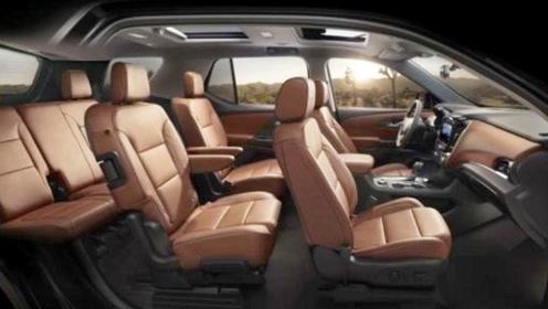 新款大7座SUV要火!身长5.2米配9AT,有了它还买啥汉兰达?