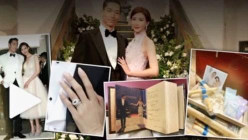林志玲世纪婚礼成本曝光!花了这些人民币喜嫁AKIRA