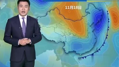 强冷空气来袭!17日明天大雨+大到暴雪+剧烈降温覆盖区域介绍