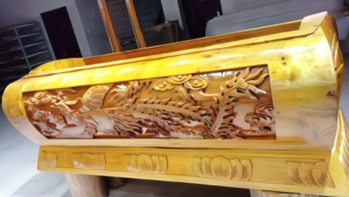 我国出土了一黄金棺材,但这次专家却没急着打开,这是为何