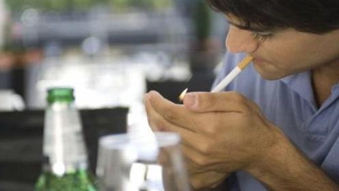 3个时间段抽烟,对身体伤害加倍