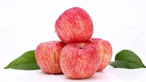 苹果被誉为长寿果,常吃注意2禁忌别吃错