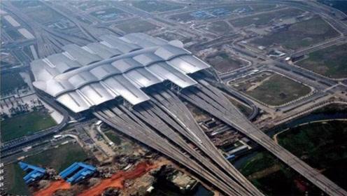 世界最大的火车站,面积约二十万平方米,将被中国新火车站超越!