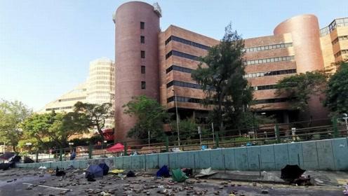 香港高校面临前所未有危机!要冷静思考问题,最关键是止暴制乱