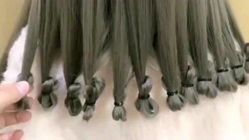 学会了这个新技能,以后再也不用去理发店,在家自己就可以烫!