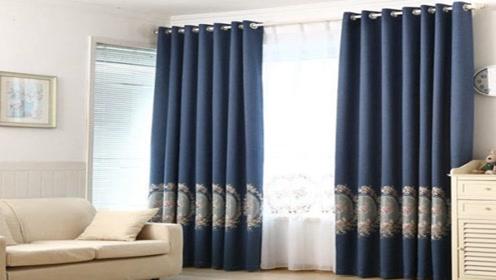 窗帘到底该买全遮光的还是半遮光的?可惜很多人不懂,看完才知买错了