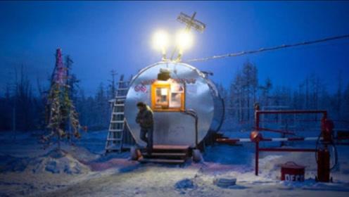 西伯利亚最低温零下七十度,当地人如何解决生理需求?其实答案很简单