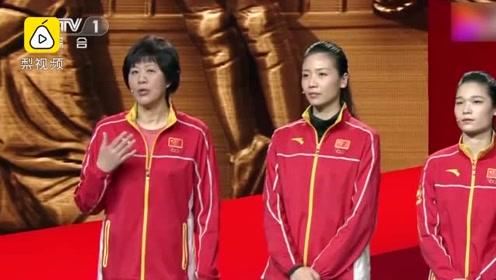 体坛唯一!中国女排获感动中国提名,曾4度获奖