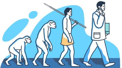 """地球本没有人类,古猿进化到什么程度才算是""""人"""",看完明白了"""