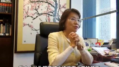 梁美芬:立法会议员跑去人家地方,求制裁香港市民,好奇怪。