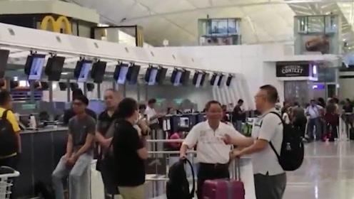 行李内私藏七枚弹壳 香港机场一外籍人士涉嫌无牌管有弹药被捕