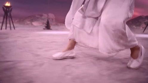 《从前有座灵剑山》王舞的脚,再大一码,就好了!