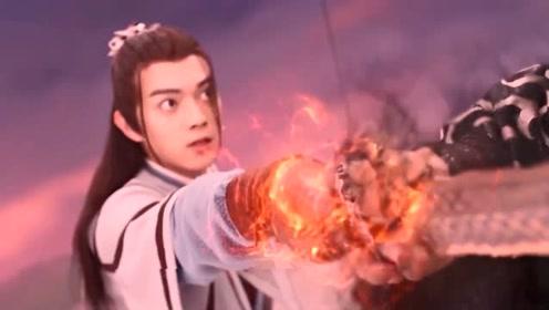 《从前有座灵剑山》王陆把昆山剑发挥到极致,自己都吓到了!