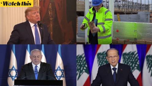 """每日全球政要:以总理涉嫌贪腐遭起诉 英首相视察工地亲自""""搬砖""""砌墙"""