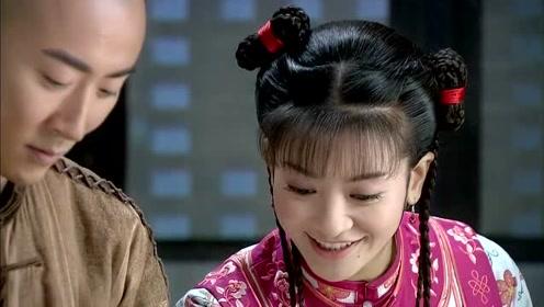 萧剑说那把琴她多少钱买回来的,小燕子说说出来吓到他,可便宜了