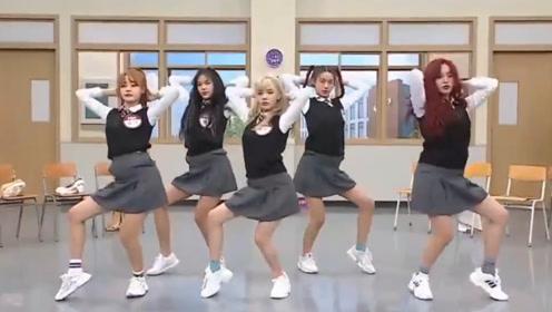 AOA新曲《Come See Me》舞台最初公开,仙女要回归啦~