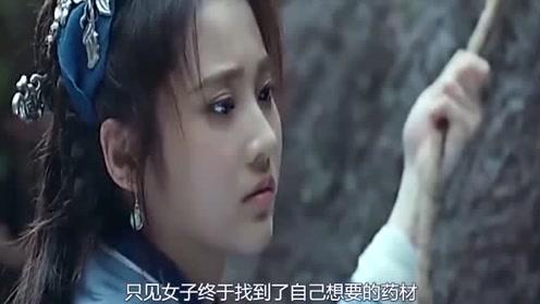京城第一美人正在山上采药,结果将军撞见之后,被她倾世容貌吸引