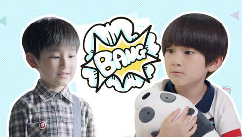 《第二次也很美》最萌小孩俞豆豆,演技自然太可爱了!