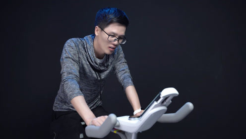 keep智能动感单车C1:骑行测试5分钟,累到飙脏话
