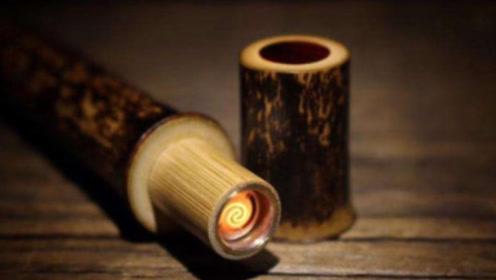 古代的火折子,为什么一吹就冒火,到底是什么原理制作?